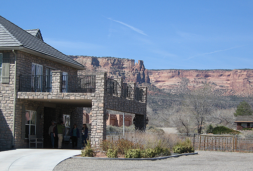Here is a photo from the pretties winery two river winery